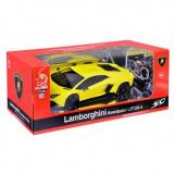 Masina Lamborghini Aventador LP720-4, scara 1:16, telecomanda