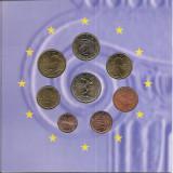 Grecia Set 8 - 1, 2, 5, 10, 20, 50 euro cent, 1, 2 euro 2002/2004 - UNC !!!