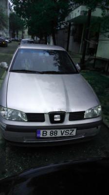 Seat Ibiza 2001-2002 masina merge impecabil mai multe detalii la telefon foto