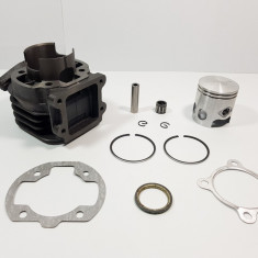 Kit Cilindru - Set Motor Scuter Italjet Pista 80cc 47mm Racire AER