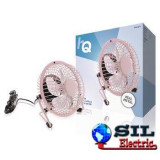 Ventilator de masa 10cm 2.5 W roz, HQ
