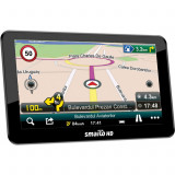 GPS Smailo HD 7, Display 7 Inch, Harta Europa, Negru