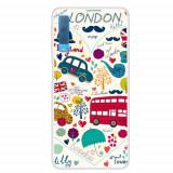 Cumpara ieftin Carcasa Husa Samsung Galaxy A7 2018 Model London, Antisoc, Viceversa