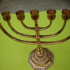 Menorah, deosebit sfesnic evreiesc