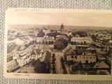 Carte Postală Baia Mare, 1930, circulată Gara Filaret /București, vedere gen., Circulata, Fotografie