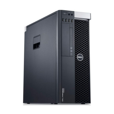 Calculator Dell Precision T5600 2 x Intel Xeon Eight Core E5-2670 foto