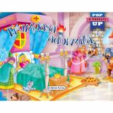 Carte Pop-Up Girasol, Frumoasa Adormita