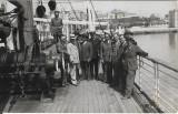 A180 Fotografie romaneasca pe nava perioada interbelica