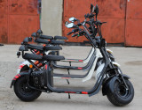 Vindem Scutere Electrice, City-Coco, Harley, NITRO Cruzzer 1000W 60V, Aeon