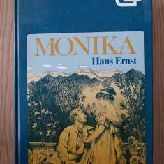 MONIKA- HANS ERNST, cartonata, in lb. germana