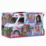 Barbie - set clinica mobila, Mattel