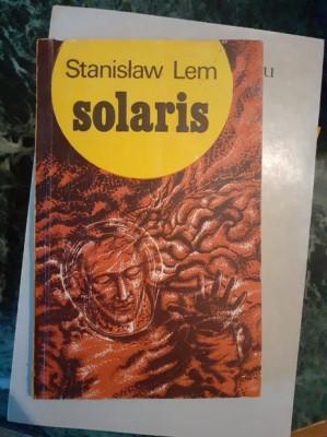 Solaris – Stanislaw Lem foto
