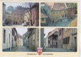 bnk cp Sighisoara - Vedere - necirculata