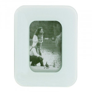 Rama foto Ancona, format 10x15 cm, sticla bombata