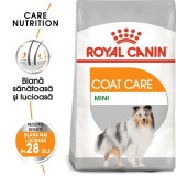 Cumpara ieftin Royal Canin Mini Coat Care, 1 kg