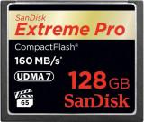 Card de memorie Sandisk Compact Flash Extreme Pro 128GB