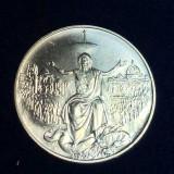 VATICAN set 500 si 1000 lire 1983 1984 UNC