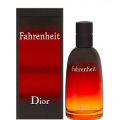 Apa de toaleta Christian Dior Fahrenheit, 50 ml, pentru barbati