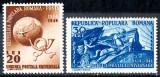 1949 LP255 serie Aniversarea a 75 de ani UPU MNH, Organizatii internationale, Nestampilat