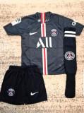 Echipament/ compleu PSG Mbappe copii 5-14 an