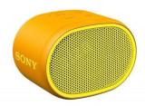 Cumpara ieftin Boxa Portabila Sony SRS-XB01 Extra Bass, Bluetooth, Rezistenta la stropire, Handsfree (Galben)