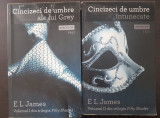CINCIZECI DE UMBRE ALE LUI GREY + CINCIZECI DE UMBRE INTUNECATE - James (2 vol)