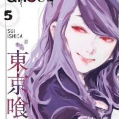 Tokyo Ghoul, Volume 5
