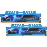 Memorie G.Skill Ripjaws X 8GB DDR3 2400MHZ CL11 1.65v Dual Channel Kit, DDR 3, 8 GB