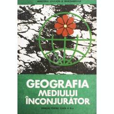 Geografia mediului inconjurator - Manual pentru clasa a XI-a