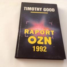TIMOTHY GOOD - RAPORT OZN 1992,RF10/4