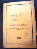 Catalog tuburi electronice in lb germana