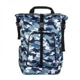 Rucsac pentru laptop Hama Roll-Top, 15.6 inch, Albastru