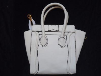 Mini geanta dama poseta femei tip sacosa casual office business eleganta foto