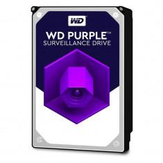 Hdd intern wd 3.5 8tb purple sata3 intellipower (5400rpm) 256mb surveillance hdd