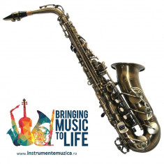 Saxofon Alto Karl Glaser® VINTAGE ANTIK Saxophone Neuenkirchen-Germany