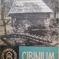 Cibinium 1969-73-Muzeul Tehnicii Populare Sibiu