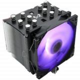 Cooler CPU Scythe Mugen 5 Black, 120mm, RGB