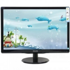 Monitor  PHILIPS LED V-Line 193V5LSB2 18.5 inch 1366x768