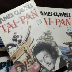 Tai Pan – James Clavell, 2 vol.