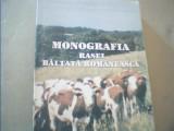 MONOGRAFIA RASEI BALTATA ROMANEASCA { Coordonator Gh. Georgescu } / 2001