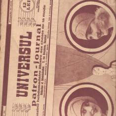 Universul 1928 5 reviste magazin moda