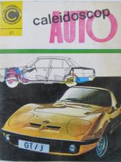 Caleidoscop auto (51) - N. Nobilescu foto