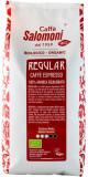 Cafea boabe Bio Espresso 100% Arabica Gourmet - REGULAR - 1 kg Salomoni