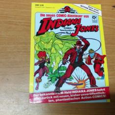 Comic Indianer Jones Nr. 1, Condor germana