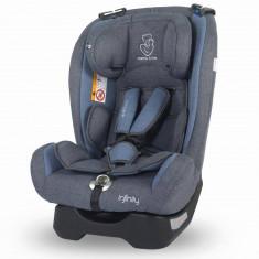 Scaun auto grupa 0-36 kg MamaLove Infinity Albastru