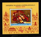 Romania 1988 - EXPO. PRAGA - MNH