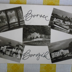 Borsec - Colaj - vedere circulata 1963