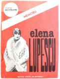 ELENA LUPESCU - MEMORII