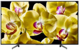 Televizor LED Sony 165 cm (65inch) KD65XG8096, Ultra HD 4K, Smart TV, Android TV, Bluetooth, WiFi, CI+ (Negru)