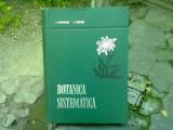 BOTANICA SISTEMATICA - IULIU MORARIU